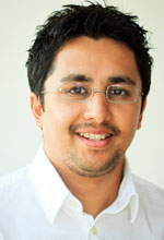 Mihir Shah, Founder and CEO of NoTouch BreastScan